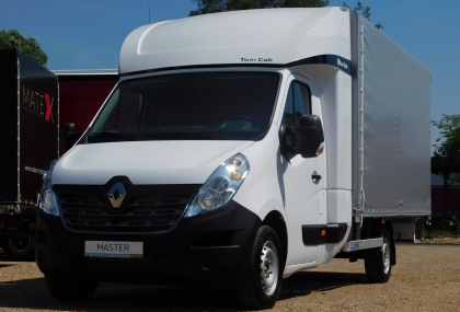 Zdjęcie RENAULT MASTER FWD Pack Clim 3,5t L3 Energy dCi 170