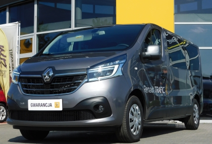 Zdjęcie NOWY Renault TRAFIC Grand Pack Clim Energy dCi 145 HD