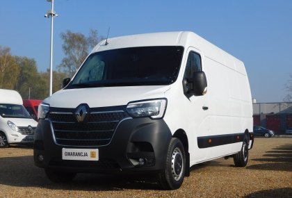 Zdjęcie Renault NOWY MASTER Furgon FWD Pack Clim 3,5T L3H2 2.3 dCi 180