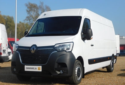 Zdjęcie Renault NOWY MASTER Furgon FWD Pack Clim 3,5T L3H2 2.3 dCi 150