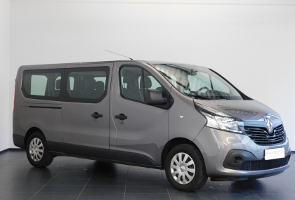 Zdjęcie RENAULT Trafic 3.0t Grand Passenger Pack Clim 9 osobowy