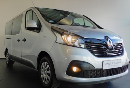 Zdjęcie RENAULT Trafic 2.8t Grand Passenger Pack Clim 9 osobowy