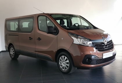 Zdjęcie RENAULT Trafic 3.0t Grand Passenger Pack Clim 9-Osobowy