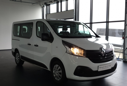 Zdjęcie RENAULT Trafic Passenger Pack Clim 9-Osobowy