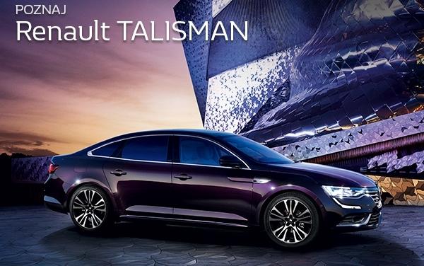 Renault Talisman w Auto-Zięba
