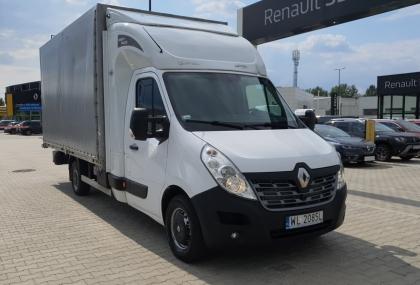 Zdjęcie Renault MASTER 2.3dCi 170KM Pack Clim PLANDEKA 9
